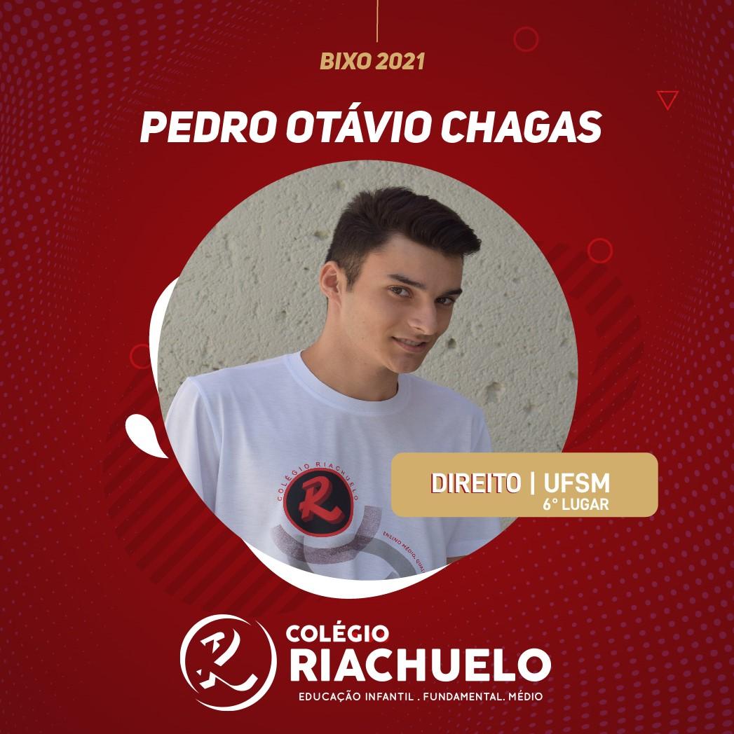 Pedro Otávio Chagas